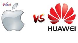 Mỹ cáo buộc Huawei 13 tội danh, bí mật của Apple bị đánh cắp