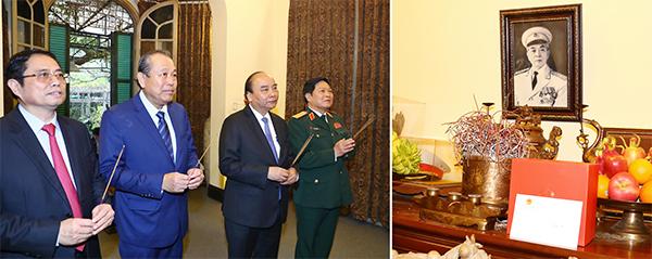Thủ tướng,Nguyễn Xuân Phúc,Tết Nguyên đán 2019
