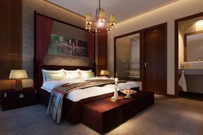 Bài trí phòng ngủ cho tình cảm thăng hoa, sớm đón 'heo vàng'