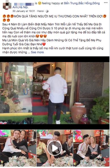 Hotboy Hà Nội 'chơi trội': Đập lợn đất 500 triệu tặng mẹ tiêu Tết