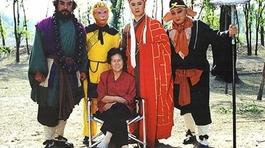Loạt ảnh hậu trường 'Tây du ký' phiên bản 1986 khiến nhiều người thích thú