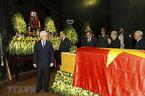 Lãnh đạo Đảng, Nhà nước viếng nguyên Chủ tịch Hội đồng Lý luận TƯ Nguyễn Đức Bình