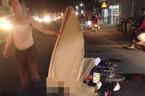 Xe khách cán chết cô gái trẻ trên đường về quê ăn Tết