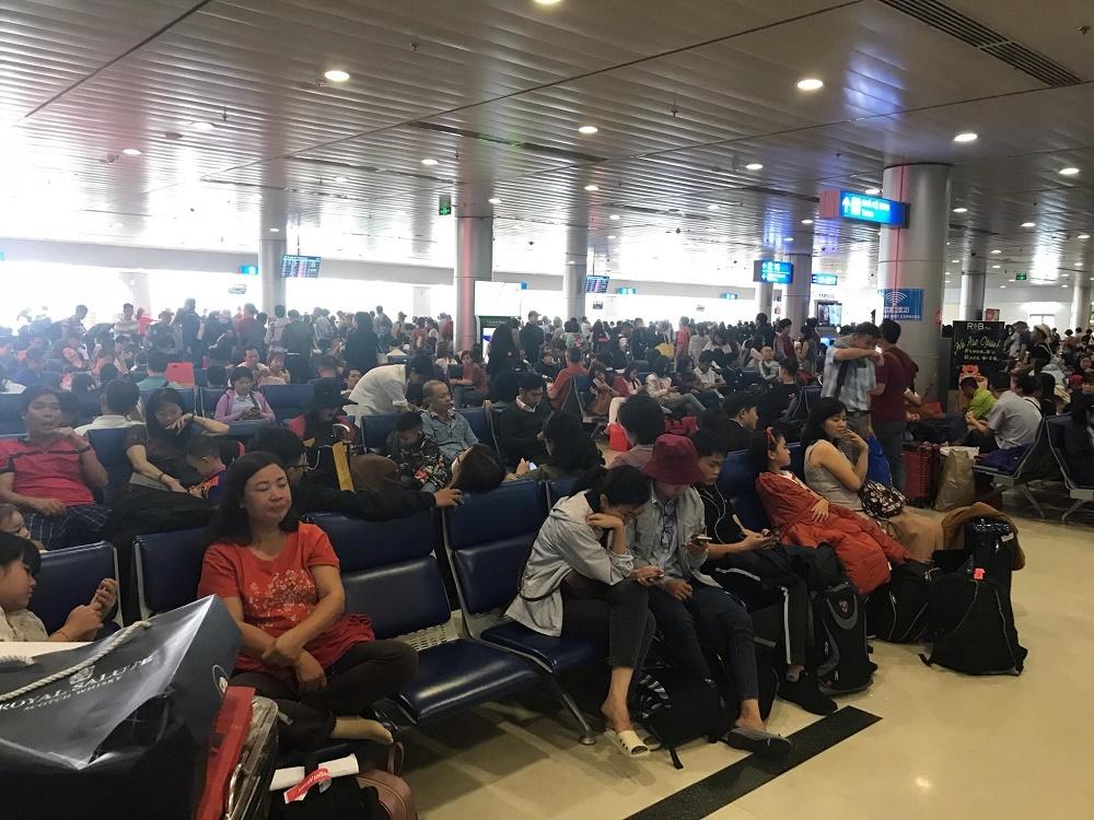 Tân Sơn Nhất,Tết Kỷ Hợi 2019,Sài Gòn,tết nguyên đán