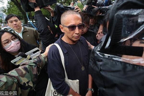 Tài tử 'Bao Thanh Thiên' chính thức bị khởi tố tội hiếp dâm