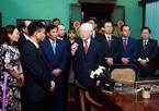 Chia sẻ của Tổng bí thư, Chủ tịch nước ở Nhà 67, nơi Bác Hồ chia xa