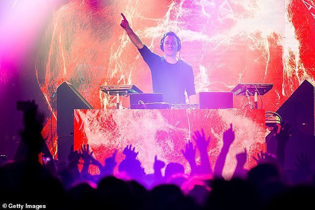 Paul van Dyk,DJ
