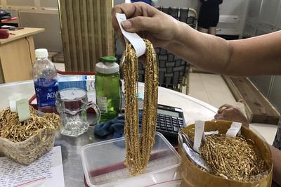 Nữ chủ tiệm mất 455 lượng vàng quá bất ngờ về kẻ trộm