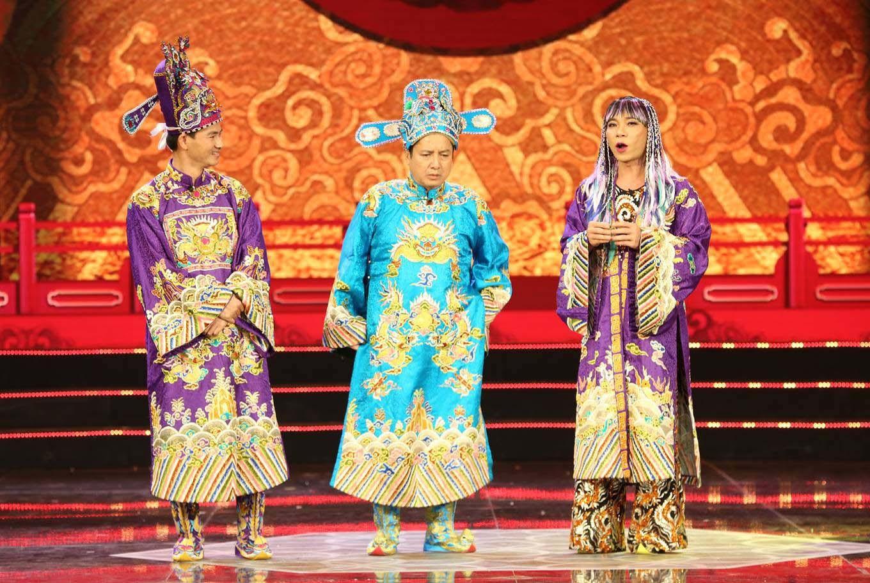 Hồ Ngọc Hà,Thu Minh,H'Hen Niê,Trường Giang,Khôi Trần
