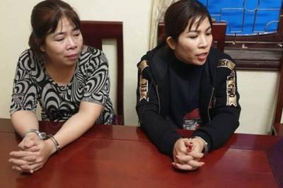 2 chị em ruột trốn nã án ma túy bị bắt ngày giáp Tết