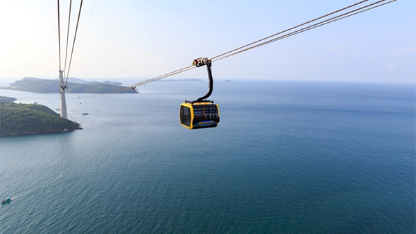 Lý do Hòn Thơm, Phú Quốc hút khách kỳ nghỉ Tết 2019
