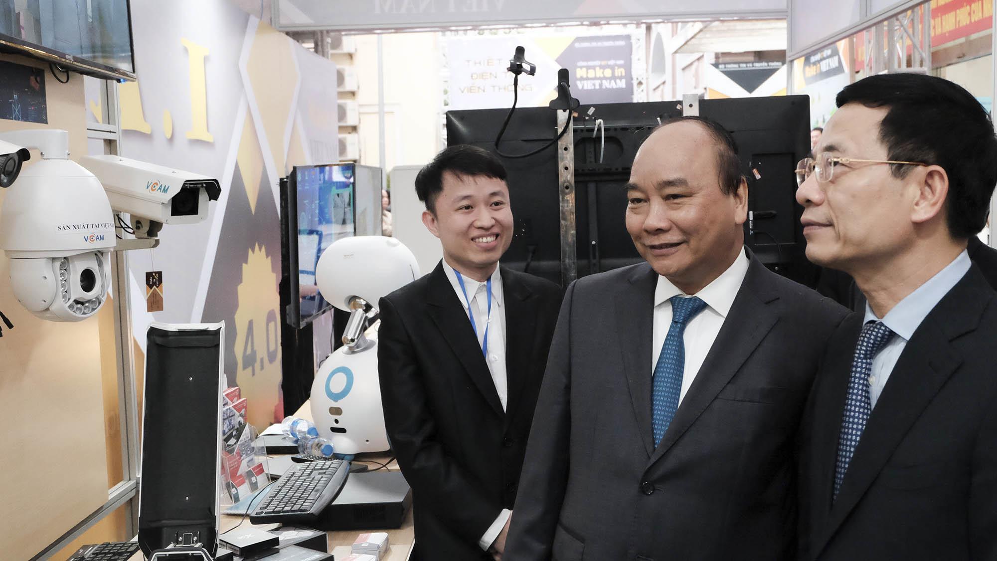 Cách mạng Công nghiệp 4.0,AI,Trí tuệ nhân tạo,Camera,IoT