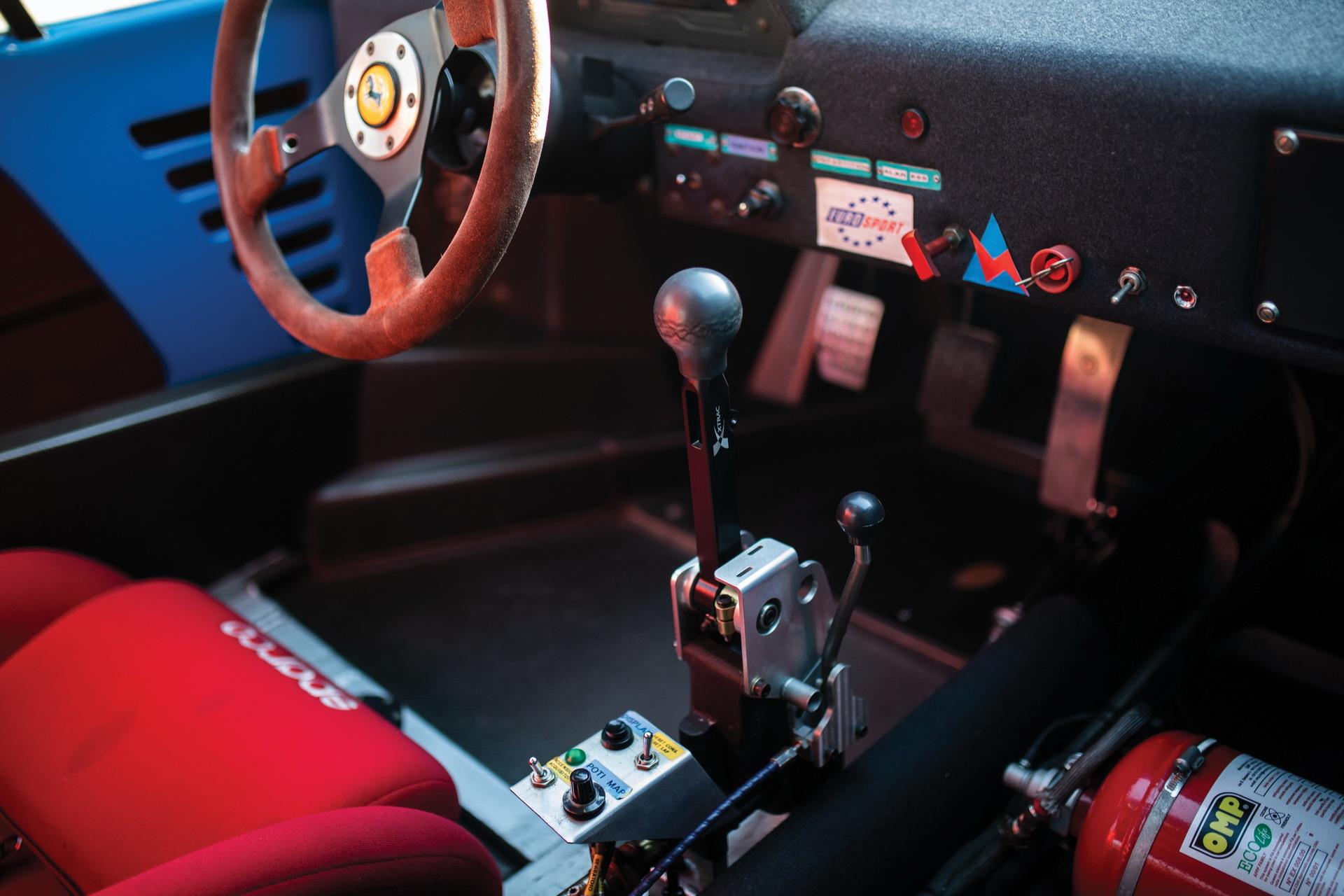 Sắp đấu giá chiếc xe đua Ferrari 6 triệu USD