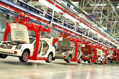Mỹ: Hàng loạt nhà máy ô tô ngừng sản xuất