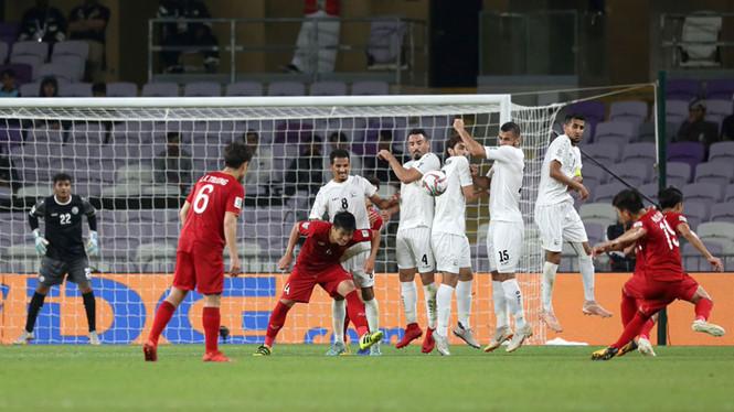 Siêu phẩm của Quang Hải lọt top 10 bàn thắng Asian Cup 2019