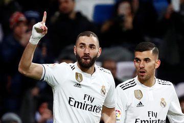 Real Madrid thắng tưng bừng trước Siêu kinh điển
