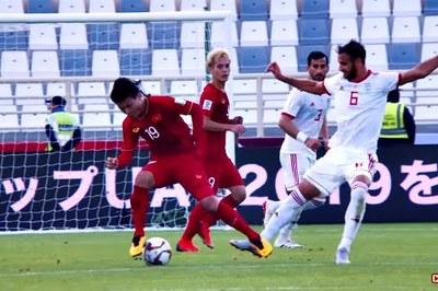 Quang Hải xử lý ảo diệu vào top khoảnh khắc ấn tượng Asian Cup