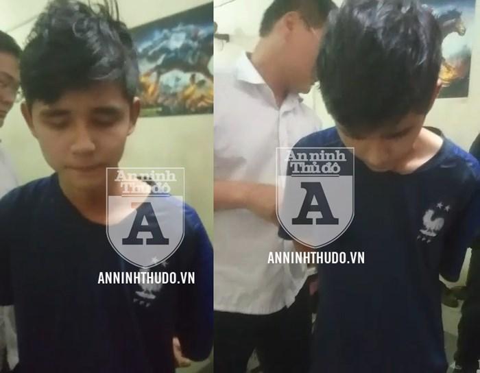 Video: Hành trình chạy trốn của nghi phạm cứa cổ lái xe taxi ở Mỹ Đình