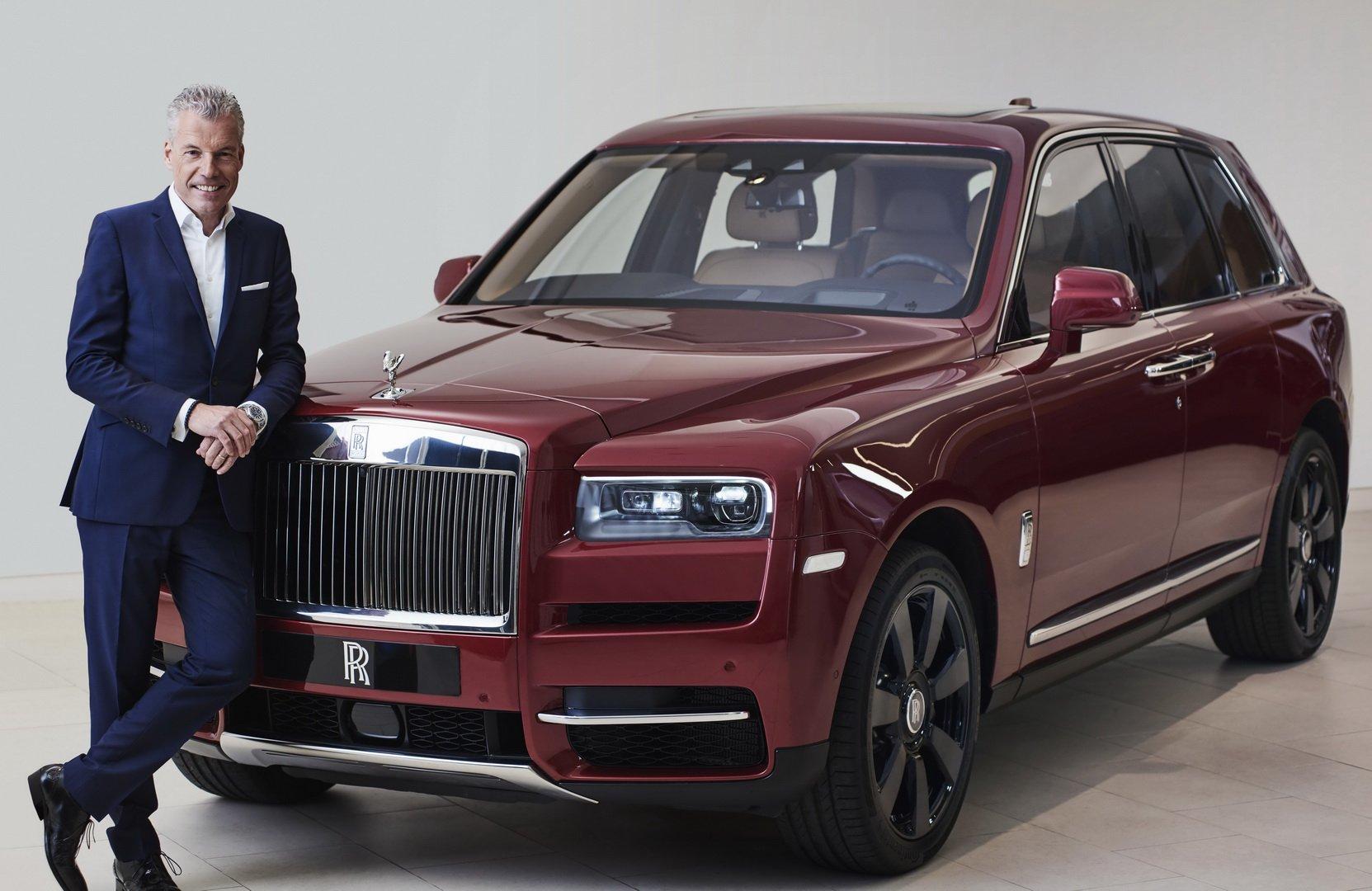 Cá nhân hoá Rolls-Royce, đẳng cấp giới siêu giàu