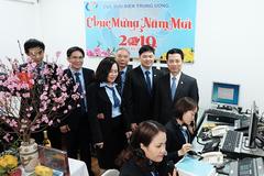 Bộ trưởng TT&TT kiểm tra công tác đảm bảo thông tin liên lạc Tết Kỷ Hợi