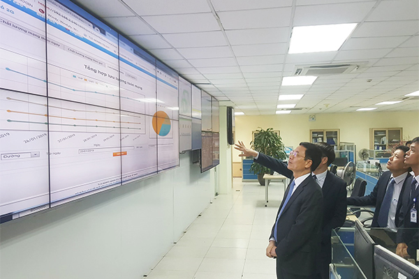 Viễn thông,Bộ TT&TT,Bộ trưởng Nguyễn Mạnh Hùng