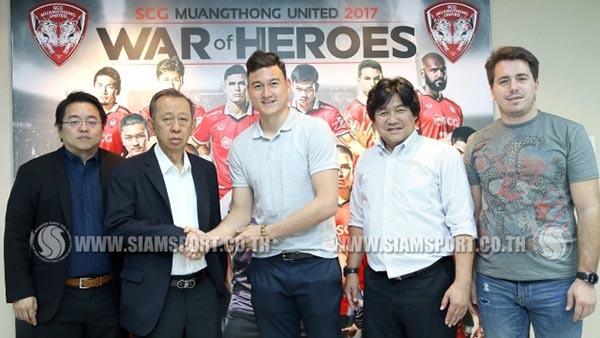 Đặng Văn Lâm đến Thái Lan, sắp ra mắt ở SCG Muangthong United