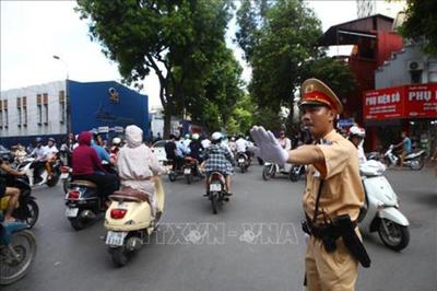 Phó Thủ tướng khen công tác bảo đảm an toàn giao thông dịp Tết