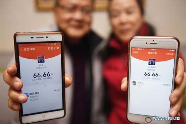 Tết,Tết Nguyên Đán,Trung Quốc,mạng xã hội