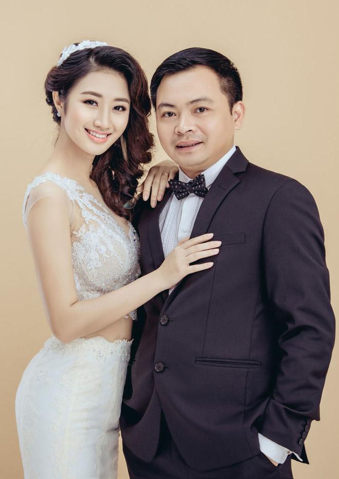 Hoa hậu Thu Ngân: 'Kém chồng 19 tuổi nhưng tôi không phải nhún nhường