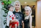 Big Daddy công khai hình ảnh gia đình hạnh phúc với Emily và hai con