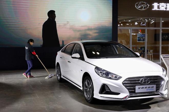ô tô Hàn Quốc,xe Hàn,Hyundai