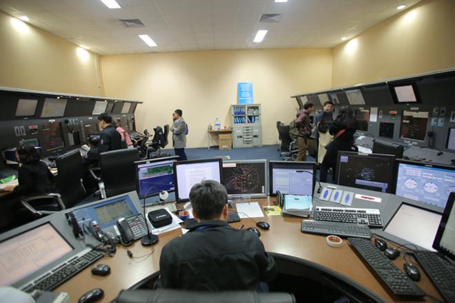 Căn phòng đặc biệt: Sáng đèn 24/24h, an ninh nghiêm ngặt ở Nội Bài