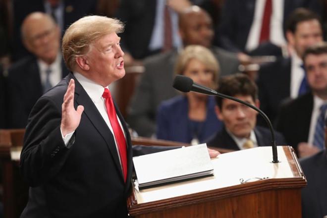 Ông Trump chính thức thông báo về cuộc gặp Kim Jong Un lần 2