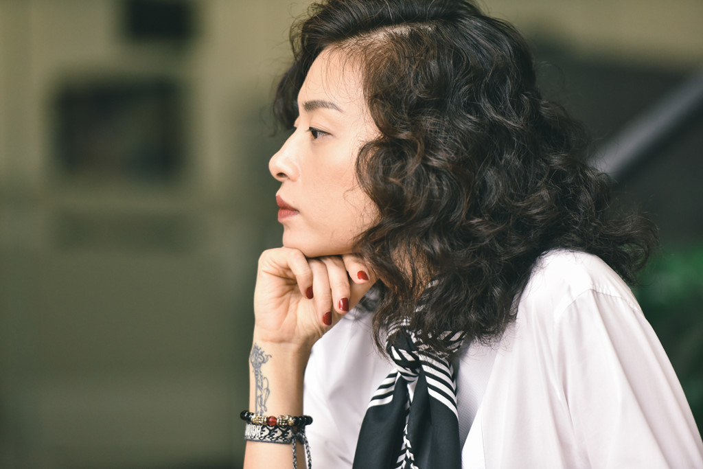Ngô Thanh Vân: 'Diễn viên Việt lười biếng'