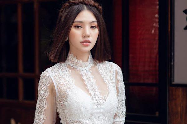 Ao Dai Xuyen Thấu Phương Nga Thich Jolie Nguyễn Khẳng định Khong