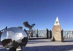 Kỳ thú mùng 2 Tết: Fansipan băng giá trong khi cả miền Bắc nắng chang chang