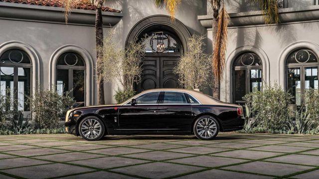 Rolls-Royce,siêu xe