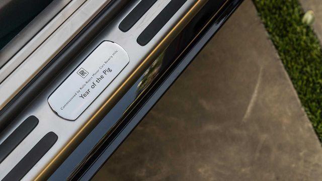 Rolls-Royce ra mắt 4 phiên bản đặc biệt mừng Xuân Kỷ Hợi