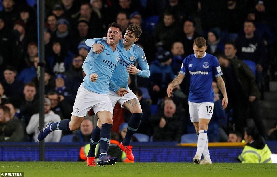 Everton,Man City