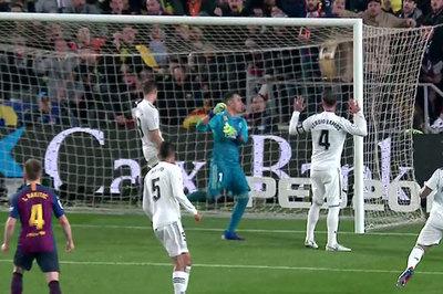 """Real bị cầm hòa, Ramos và Marcelo nhận """"mưa"""" chỉ trích"""