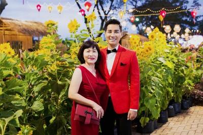MC Nguyên Khang dành trọn Tết cho 'người phụ nữ đặc biệt nhất'