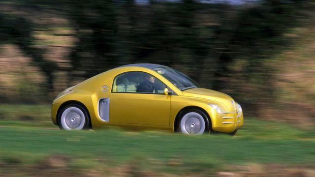 Những chiếc xe concept có số phận hẩm hiu