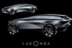 Aston Martin sắp ra mắt SUV điện hạng sang Lagonda All-Terrain Concept