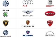 """Điểm mặt những """"ông lớn"""" trong ngành công nghiệp ô tô"""