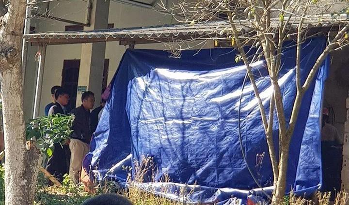 Sự thật thông tin bắt được nghi phạm giết nữ sinh cạnh chuồng lợn