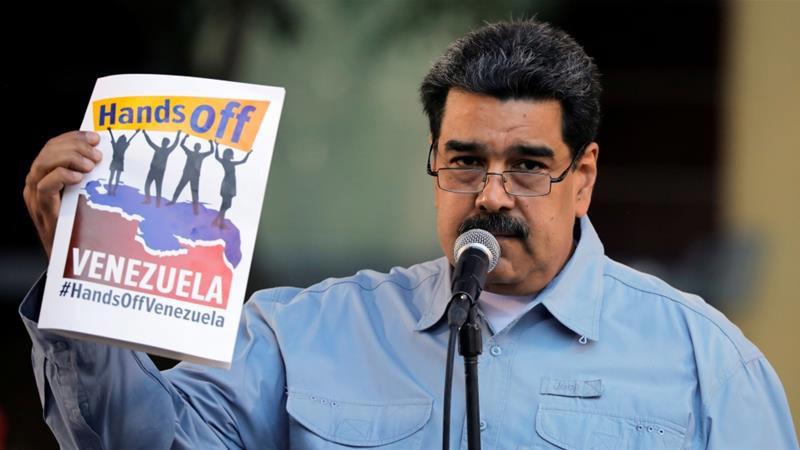 Mỹ cấm nhập cảnh nhiều quan chức Venezuela