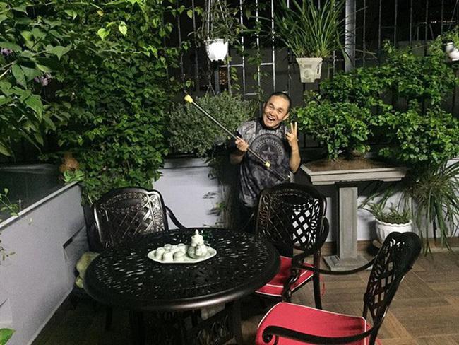 Nhà đẹp sang trọng ở phố Hàng Bông của danh hài Xuân Hinh