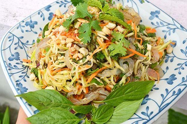 'Ngán tận cổ' bánh chưng thịt cá ngày Tết, đây là những món 'chống ngấy' hiệu quả