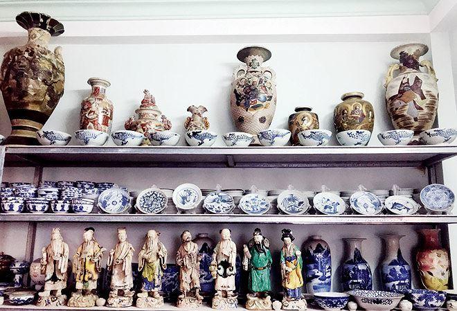 Đại gia Sài Gòn sở hữu kho 10 vạn cổ vật  lớn nhất châu Á