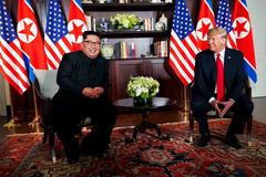 Ông Trump khẳng định thượng đỉnh Mỹ-Triều lần 2 diễn ra tại Hà Nội